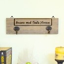 Personalized Wood Name Hanger