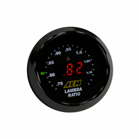 AEM Digital Wideband UEGO Gauge With Bosch LSU 4.9