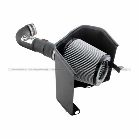 aFe Power Pro DRY S Air Intake System Nissan Titan 04-13 V8-5.6L