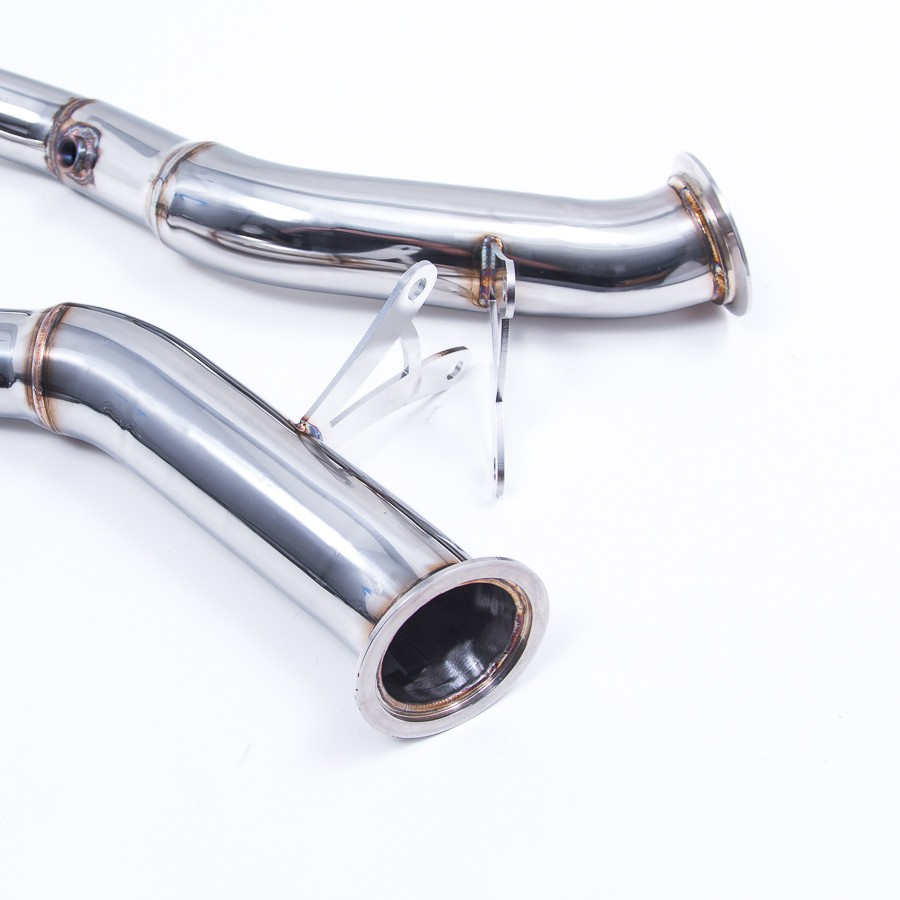 Spider Pipe Fittings : Agency power catalytic converter delete bypass pipe