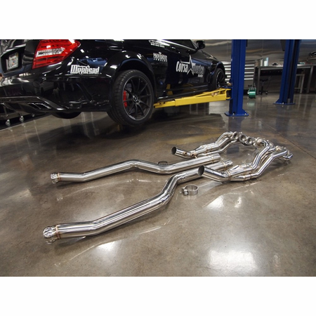 Agency Power Header and Section 1 Mid Pipes Mercedes-Benz