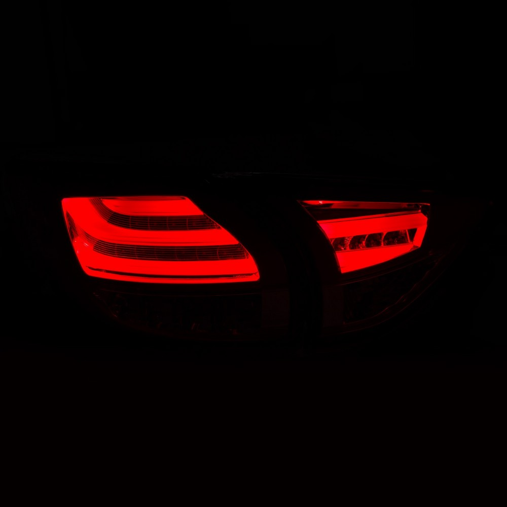 2013 2015 Mazda Cx5 Cx 5 Performance Led Tail Lights: ANZO LED Taillights Red/Clear 2013-2015 MAZDA CX-5