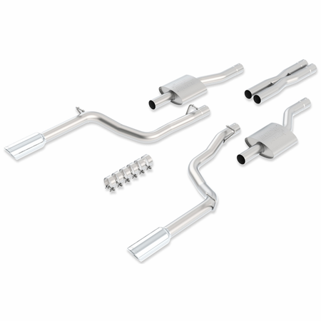 Borla 300 SRT-8/ Magnum SRT-8/ Charger SRT-8 2005-2010 Cat-Back Exhaust ATAK part # 140407