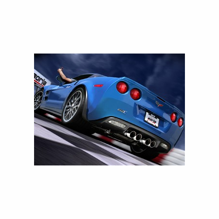 Borla C6 Corvette Z06/ C6 Corvette ZR1 2006-2011 Cat-Back