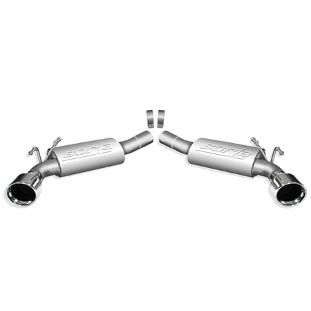 Borla Camaro SS 2010-2013 Rear Section Exhaust Touring part # 11774