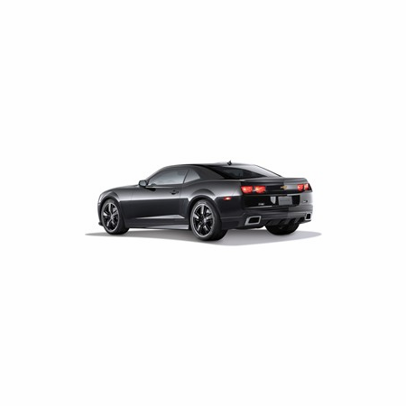 Borla Camaro SS w/Ground Effects Package 2010-2013 Cat-Back Exhaust ATAK part # 140378