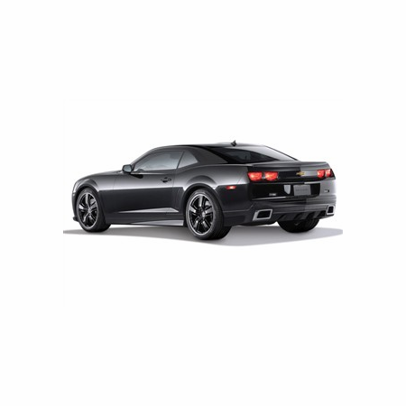 Borla Camaro SS w/Ground Effects Package 2010-2013 Cat-Back Exhaust S-Type part # 140330