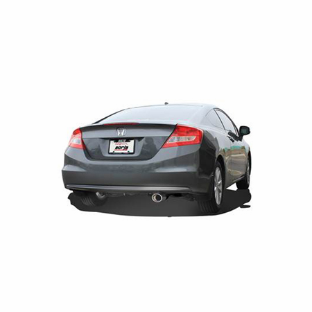 Borla Civic 2012-2013 Rear Section Exhaust Touring part # 11828