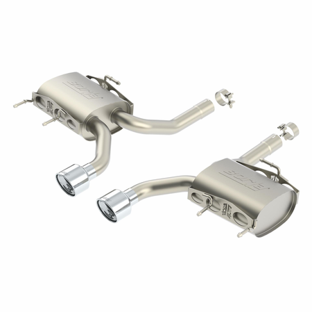 Borla CTS-V Coupe 2011-2014 Rear Section Exhaust S-Type part # 11823