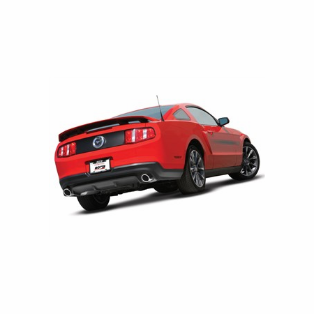Borla Mustang GT/ Boss 302 2011-2012 Cat-Back Exhaust ATAK part # 140372