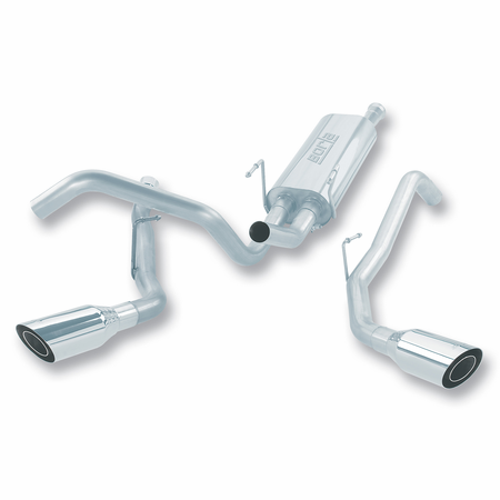 Borla Tundra 2000-2006 Cat-Back Exhaust part # 14852