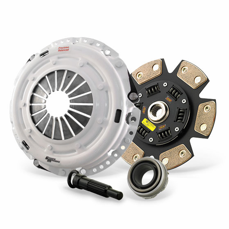Clutch Masters FX400 Clutch Kit 2003-2004 Audi RS6 4.2L Twin Turbo C5 Eng to 01E Trans Conversion.