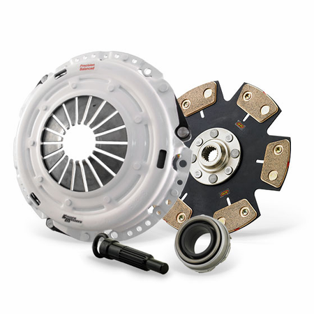 Clutch Masters FX500 Clutch Kit 2003-2004 Audi RS6 4.2L Twin Turbo C5 Eng to 01E Trans Conversion.