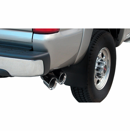 "CORSA 3.0"" Single Side Cat-Back Exhaust 2003-2006 GMC Sierra 2500 Extended Cab/Short Bed 6.0L V8 143.5"""