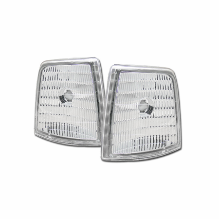 DFJ 92-96 FORD F150/F250/BRONCO CORNER LIGHTS (EURO)
