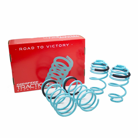 godspeed project traction s lowering springs nissan cube (z12) 2009