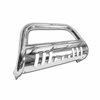 DFJ 03-09 4RUNNER 201 STAINLESS STEEL BULL GUARD (CHROME)