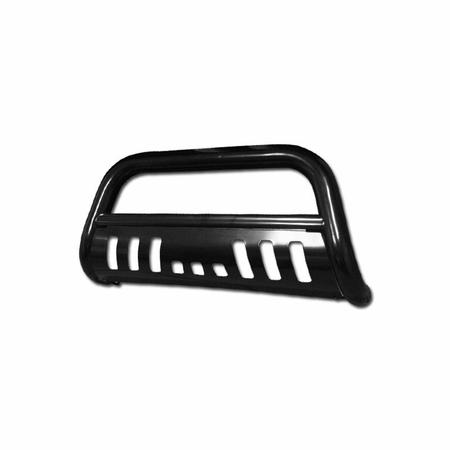 DFJ GRAND CHEROKEE (EXCL. SRT, SUMIT, TRAIL HAWK, AND MODELS ACTIVE CRUISE CONTROL) 11-14 BULL GUARD (BLACK)