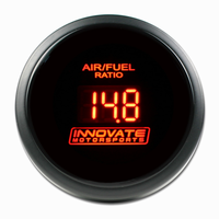 Innovate Motorsports DB-Gauge Red (Gauge Only)