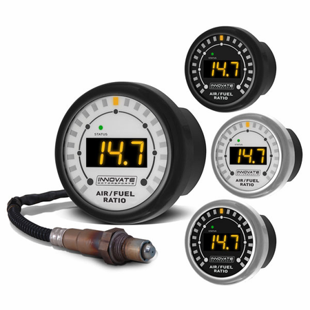 Innovate Motorsports MTX-L Air/Fuel Ratio Gauge Kit (All-in-one) w/O² Sensor
