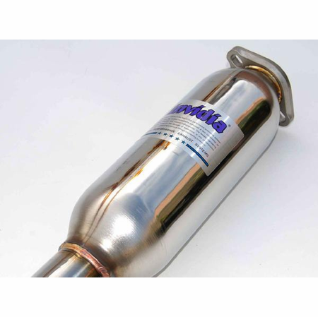 Invidia Q300 Single Layer Titanium Tip Cat-Back Exhaust for 07+ Infiniti G35 4DR