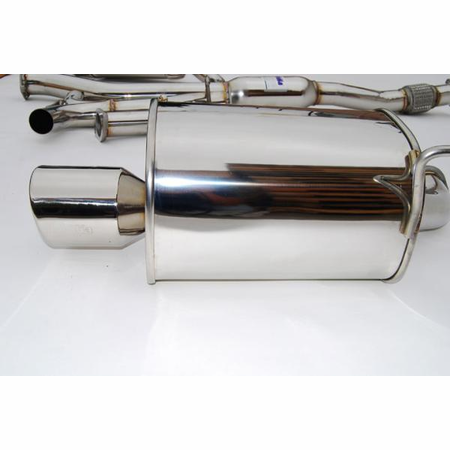 Invidia Q300 Stainless Steel Tips Cat-Back Exhaust 10-UP Subaru Legacy