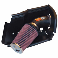 K&N 57 Series Air Intake Kit (FIPK) BMW 3 Series, 1992-1999