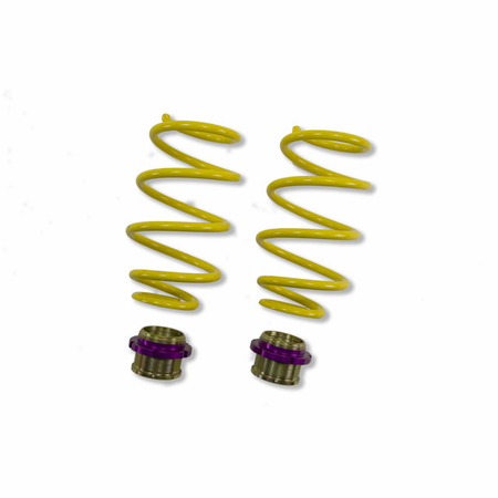 KW Height Adjustable Spring Kit Mercedes CLS63 AMG (218)