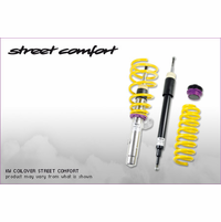 KW Street Comfort Coilover Kit Audi A4 (8E/B6/B7) Sedan; FWD; all engines