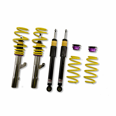 KW Street Comfort Coilover Kit Audi TT (8J) Coupé; FWD; all engines; without magnetic ride