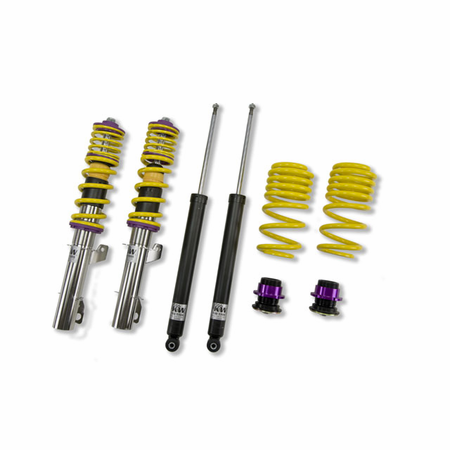KW Variant 1 Coilover Kit VW Jetta IV (1J) 2WD incl. Wagon; all engines