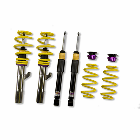 KW Variant 2 Coilover Kit Audi A3 Quattro (8P), all engines, without electronic dampening control