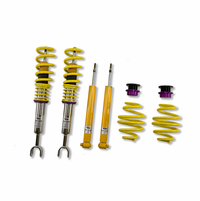 KW Variant 2 Coilover Kit Audi A6 (C5/4B) Sedan + Avant; FWD; all engines