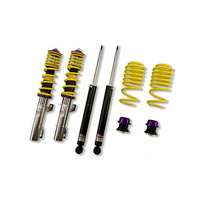 KW Variant 2 Coilover Kit Audi New Beetle (PC/VT; 9C); all excl. Convertible