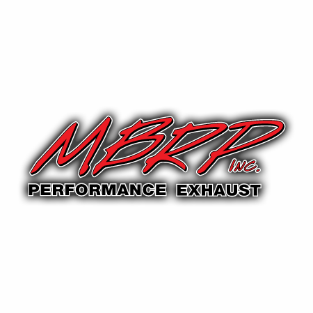 MBRP Cat Back, Dual Split Rear, T409 2009-2010 Dodge Challenger SE/SXT 3.5L V6 (lower valance required)
