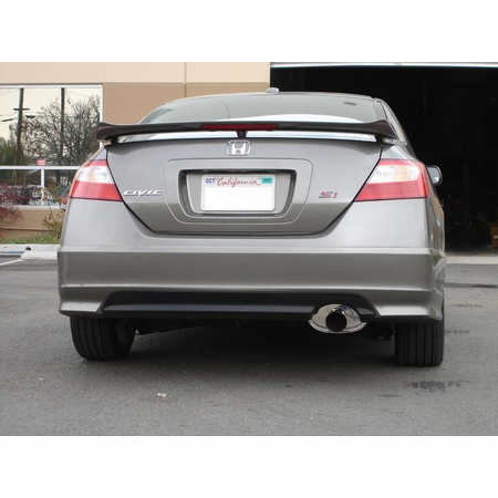 Megan Racing Axle Back Exhaust System: Honda Civic Si 06-11 2/4Dr