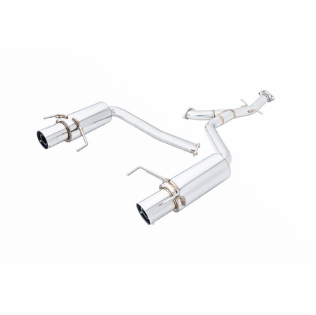 Megan Racing Axle Back Exhaust System: Lexus IS250/350 Exhaust 06-13
