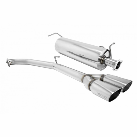 Megan Racing Axle Back Exhaust System: Toyota Sienna (SE model only) 2011-2015