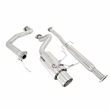 Megan Racing Drift Spec Cat-Back Exhaust System: Honda Civic 96-00 3Dr Hatch