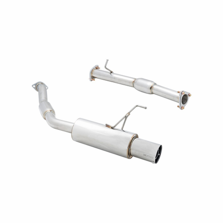 Megan Racing Drift Spec Cat-Back Exhaust System: Honda S2000 00-03 3
