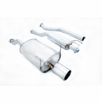 Megan Racing OE-RS Cat-Back Exhaust System: Acura RSX 02-06