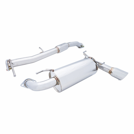 Megan Racing OE-RS Cat-Back Exhaust System: Mazda Miata 90-97