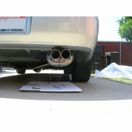 Megan Racing OE-RS Cat-Back Exhaust System: Toyota Solara (99-02) OE-RS