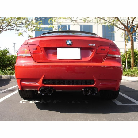 Megan Racing Supremo Exhaust System: BMW E92 M3 2008-13