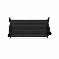 Mishimoto Chevrolet/GMC 6.6L Duramax Intercooler, 2001-2005 Black