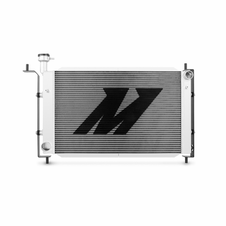 Mishimoto Ford Mustang Aluminum Radiator w/ Stabilizer System, 1994-1995 Manual