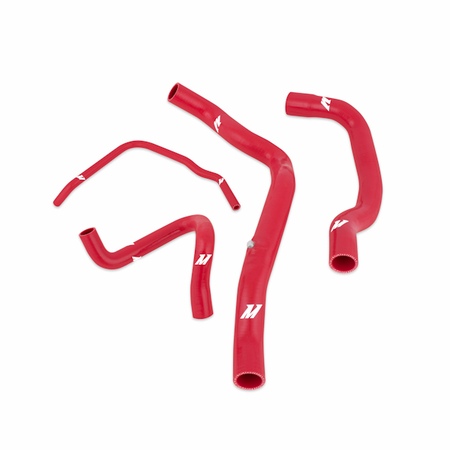 Mishimoto MINI Cooper S (Supercharged) Silicone Hose Kit, 2002-2008 Red