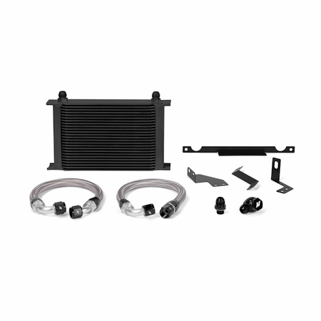 Mishimoto Mitsubishi Lancer Evolution 7/8/9 Oil Cooler Kit, 2001�07 Black