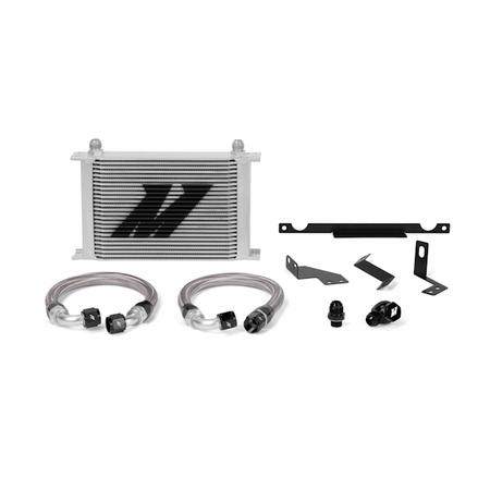 Mishimoto Mitsubishi Lancer Evolution 7/8/9 Oil Cooler Kit, 2001�07 Silver