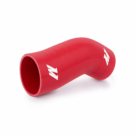 Mishimoto Silicone 76mm Airbox Hose for Subaru WRX, 2001-2007 Red